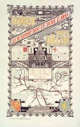 Harwich-Hoeck van Holland (Berlagenz H.P. ,Roeloffzen &...) - Muzeo.com
