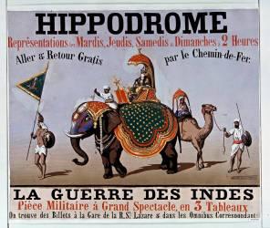 Hippodrome. (Anonyme) - Muzeo.com