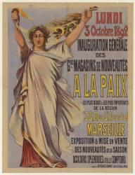 Inauguration ... A la Paix (Anonyme) - Muzeo.com