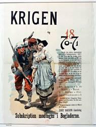 Krigen 1870-71 (Anonyme) - Muzeo.com