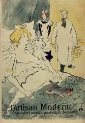 L'Artisan moderne (Henri de Toulouse-Lautrec) - Muzeo.com