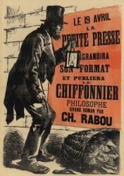 Le Chiffonnier philosophe (Anonyme) - Muzeo.com