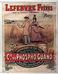 Lefebvre frères, Cie du phospho guano... engrais (Bouisset Firmin) - Muzeo.com