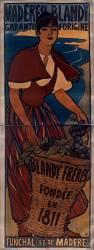 Madères Blandy garantis d'origine... (Réalier-Dumas Maurice) - Muzeo.com