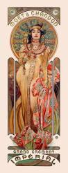 Moët & Chandon : Grand Crémant Impérial (Alfons Mucha) - Muzeo.com