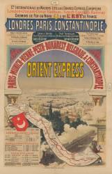 Orient-Express, Londres-Paris-Constantinople (Anonyme) - Muzeo.com