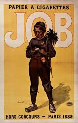 Papier à cigarettes Job... (Bouisset Firmin) - Muzeo.com