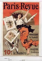 Paris-Revue (Anonyme) - Muzeo.com