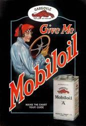 Publicité pour Mobiloil (Anonyme) - Muzeo.com