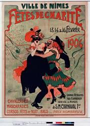 Ville de Nîmes. Fêtes de charité 13, 14 et 16 février 1904 (Biais Maurice) - Muzeo.com