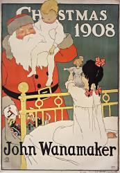 [Wanamaker's] Christmas 1908. John Wanamaker (Anonyme) - Muzeo.com