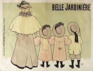 Belle Jardinière... (Fernel Fernand) - Muzeo.com