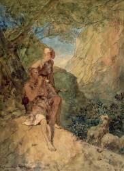 Bergers kabyles (Fromentin Eugène) - Muzeo.com