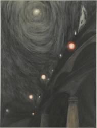 Clair de Lune et lumières (Spilliaert Léon) - Muzeo.com
