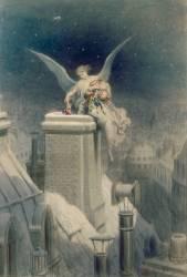La Nuit de Noël (Doré Gustave) - Muzeo.com