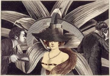 La sève monte (Max Ernst) - Muzeo.com