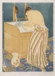 La Toilette (Mary Cassatt) - Muzeo.com