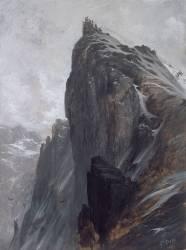 L'Ascension du Mont Cervin (Doré Gustave) - Muzeo.com