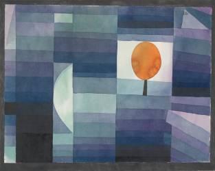 Paul Klee Reproductions De Tableaux Haut De Gamme Muzeo