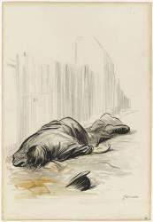L'ivrogne (Forain Jean-Louis) - Muzeo.com