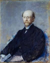 Moïse Dreyfus. (Cassatt Mary) - Muzeo.com