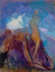Naissance de Vénus (Odilon Redon) - Muzeo.com