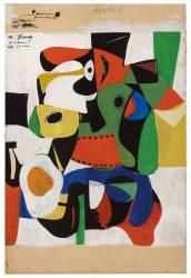 Sans titre, 1941 (Arshile Gorky) - Muzeo.com