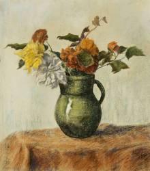 Vase de Fleurs (Paul-Elie Ranson) - Muzeo.com