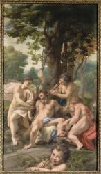 Allégorie des Vices (Corrège le (dit), Allegri...) - Muzeo.com