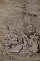 La nef des fous (Jérôme Bosch) - Muzeo.com