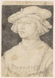 Portrait de Bernard Van Orley (Albrecht Dürer) - Muzeo.com