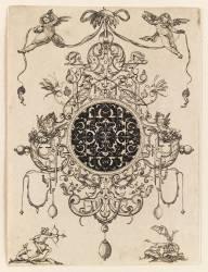 Ornements (Monogrammiste P.R.K) - Muzeo.com