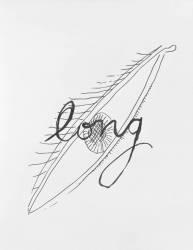 Alphabet pour adulte : Long (Man Ray) - Muzeo.com
