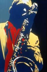 Coltrane Gibbal (Bernard Rancillac) - Muzeo.com