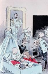 Anticipation : représentation imaginaire d'une famille d'intellectuels dans les années 1950 (Albert Robida) - Muzeo.com
