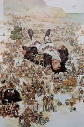 Jonathan Swift (1667-1745). Les voyages de Gulliver, 1726 (Devambez Andre) - Muzeo.com