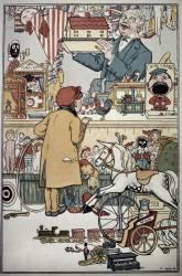 Le magasin de jouets (Robinson William Heath) - Muzeo.com