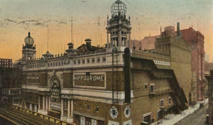L'Hippodrome de New-York en 1905 (Anonyme) - Muzeo.com