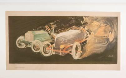 Course automobile (Fernel Fernand) - Muzeo.com