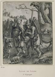 L'Espiègle (Lucas de Leyde (dit), van...) - Muzeo.com