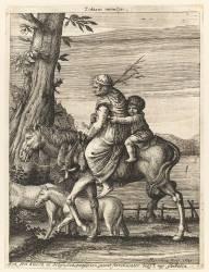 Scène d'animaux (Hondius Hendrik, le Jeune...) - Muzeo.com