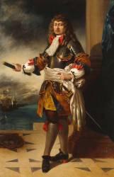 Anne-Hilarion de Costentin (Eugène Delacroix) - Muzeo.com