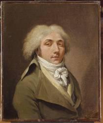 Autoportrait (Boilly Louis Léopold) - Muzeo.com