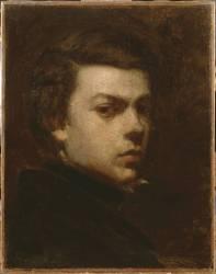 Autoportrait (Fantin-Latour Henri) - Muzeo.com