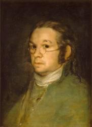 Autoportrait ( Francisco De Goya) - Muzeo.com