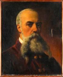 Autoportrait (Devéria Eugène) - Muzeo.com