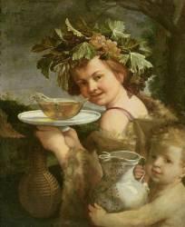 Bacchus (Guido Reni) - Muzeo.com