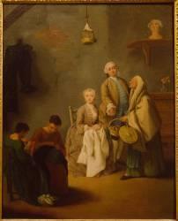 Beignets (Pietro Longhi) - Muzeo.com