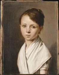 Berthe Juliette Dubois, enfant (1797-1849) (Louis-Léopold Boilly) - Muzeo.com