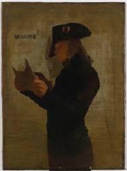 Charles Percier (1764-1855), architecte (Boilly Louis Léopold) - Muzeo.com